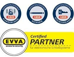Zertifikate EVVA ABUS