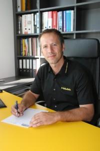 Werner Haas, Geschäftsführer